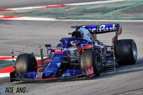 Albon keeps Toro Rosso ahead on morning of day four