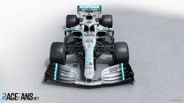 Mercedes W10, 2019