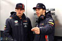 Max Verstappen, Pierre Gasly, Red Bull, 2019