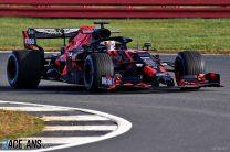 Max Verstappen, Red Bull, Silverstone, 2019