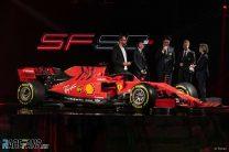 Ferrari SF90 launch, 2019