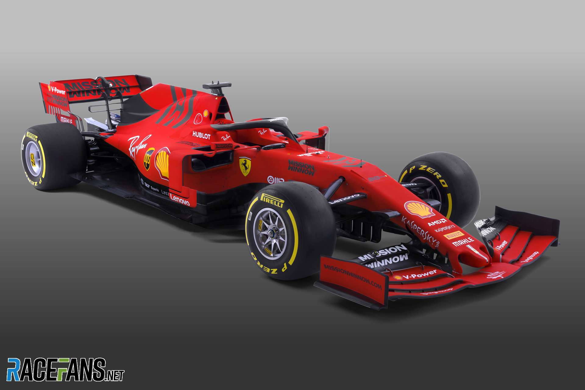 First pictures of Ferrari\u0027s new SF90 F1 car for 2019 leaked