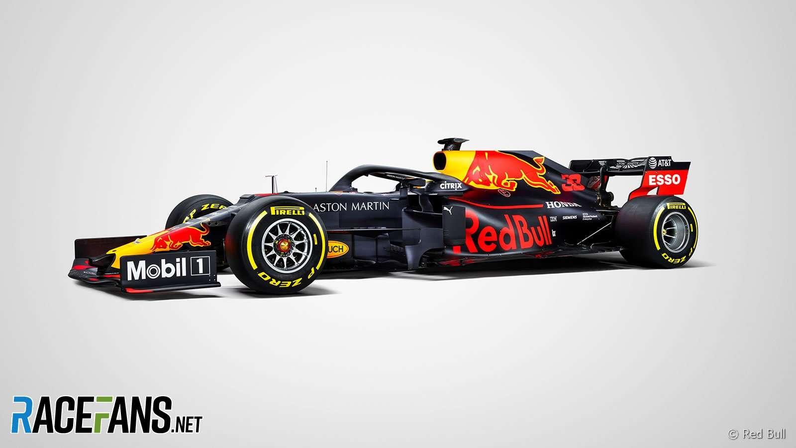 Red Bull RB15, 2019