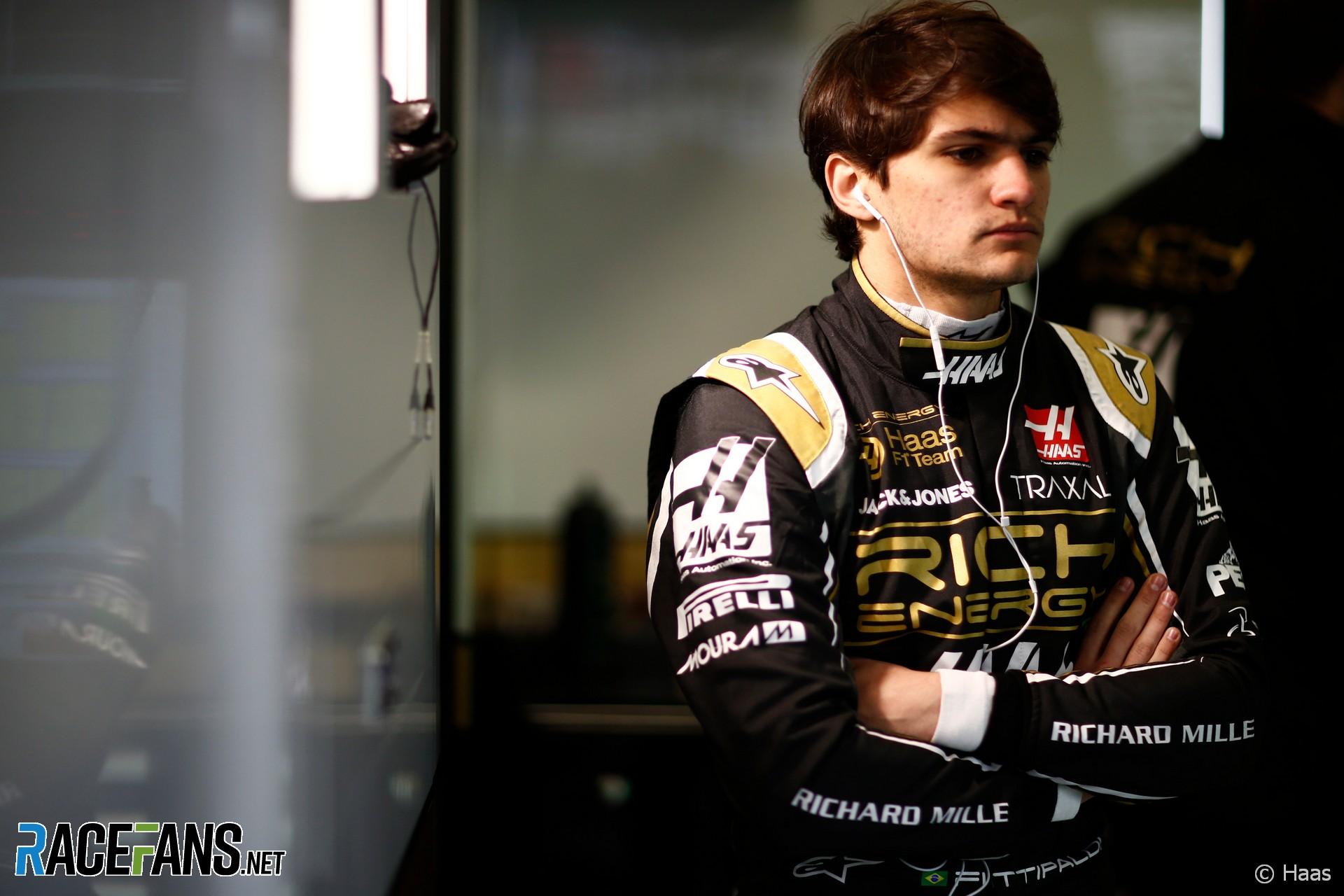 Pietro Fittipaldi to make F1 debut as Grosjean's substitute at Sakhir Grand Prix · RaceFans