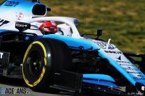 Robert Kubica, Williams, Circuit de Catalunya, 2019
