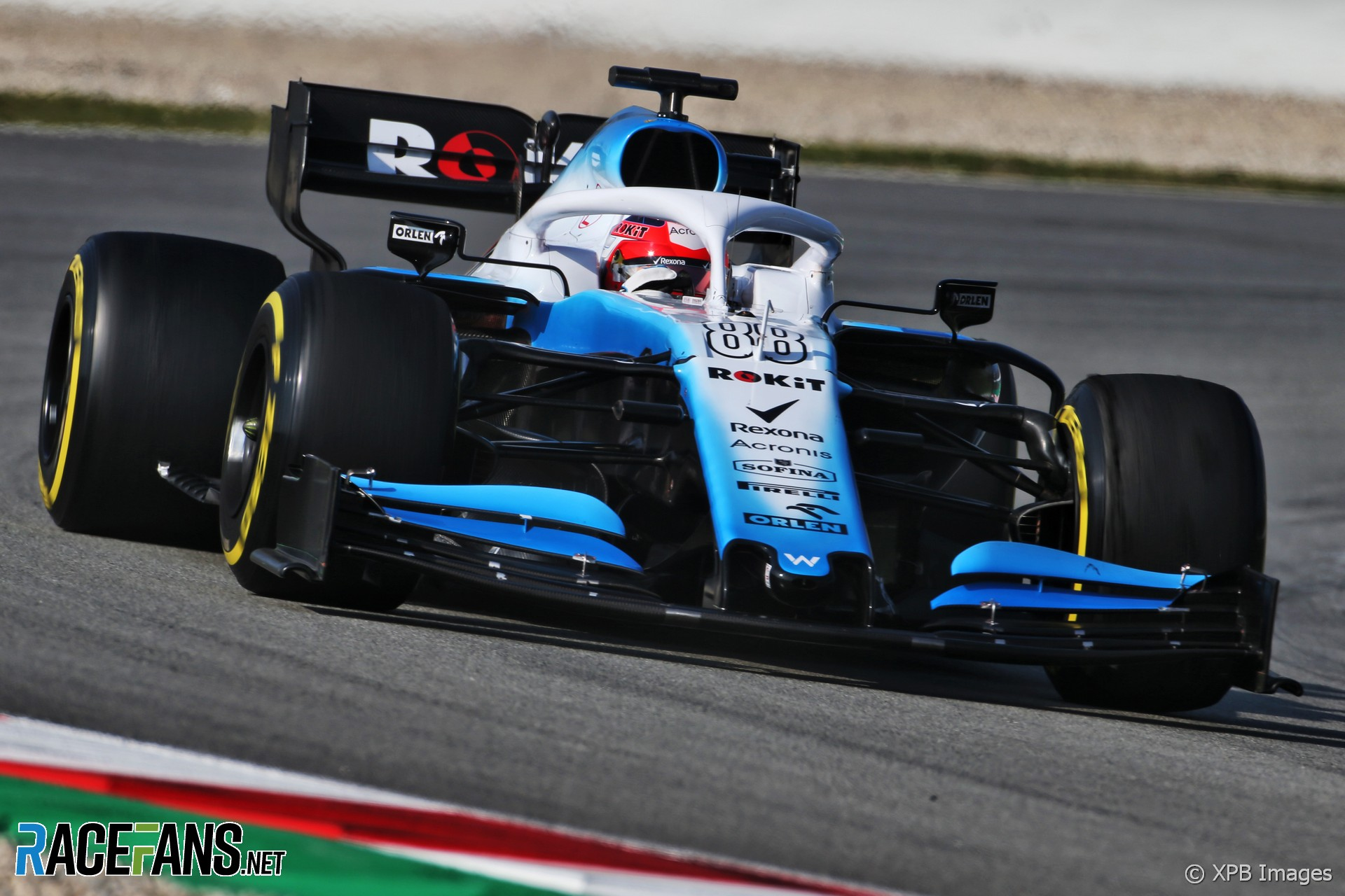 Kubica williams built car five times quicker than usual for Kubica cars