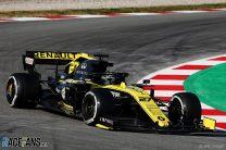 Nico Hulkenberg, Renault, Circuit de Catalunya, 2019