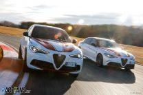 "Alfa Romeo Giulia Quadrifoglio and Stelvio Quadrifoglio ""Alfa Romeo Racing"" special editions, 2019"