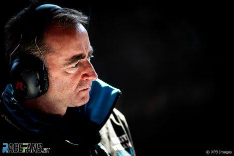 Paddy Lowe, Williams, Circuit de Catalunya, 2019