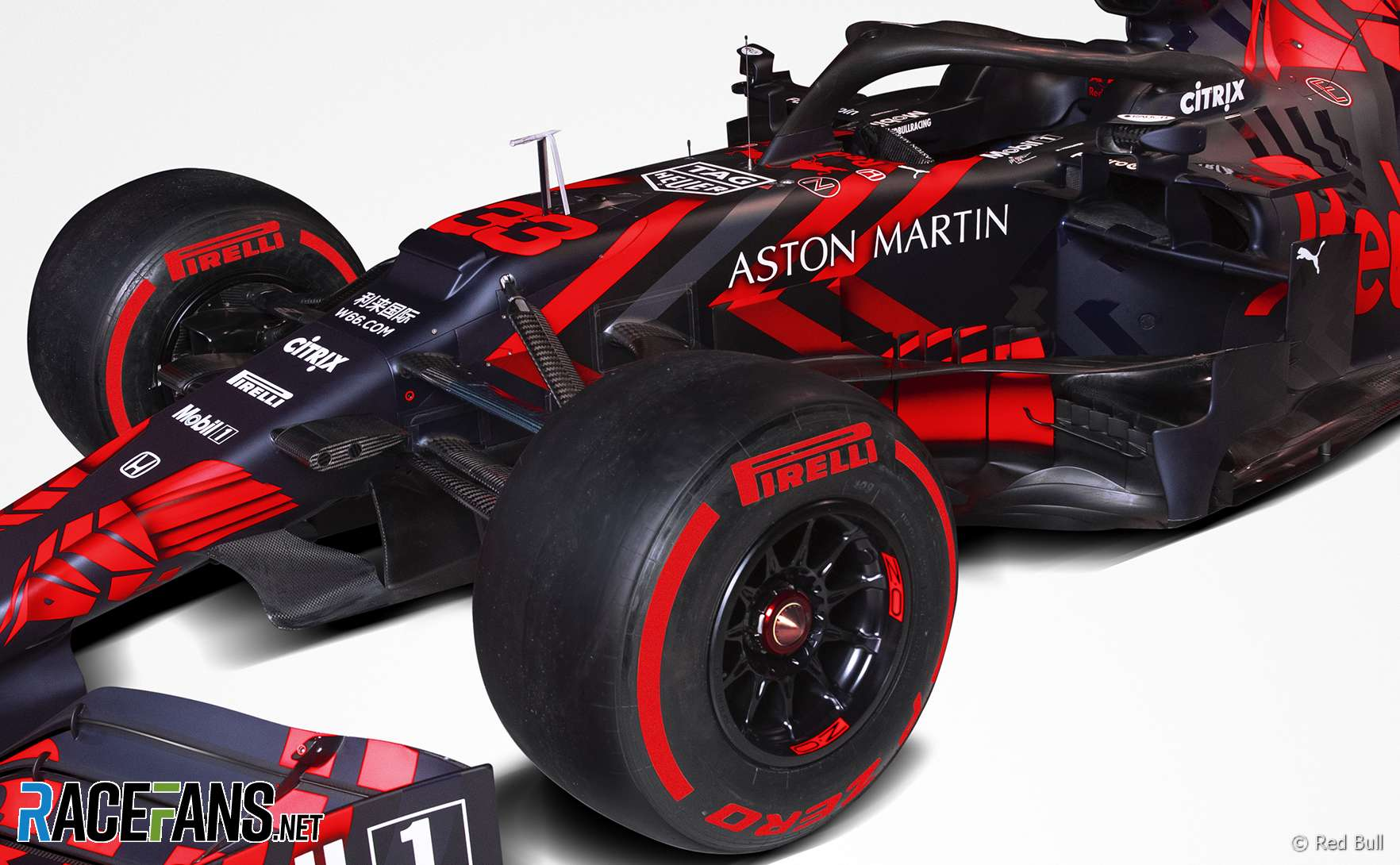 First Pictures New Red Bull Honda Rb15 Breaks Cover