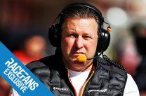 """""""We needed to reboot"""": McLaren's Zak Brown talks to RaceFans"""