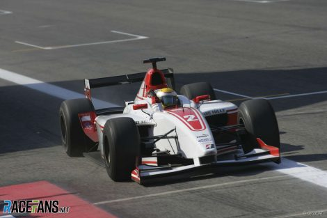 Lewis Hamilron, ART, Monza, GP2, 2006