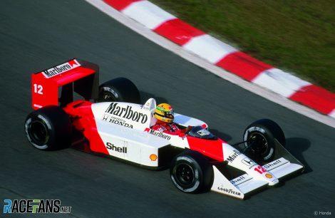 McLaren MP4-4, 1988