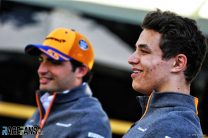 Norris and Sainz to remain at McLaren in 2020