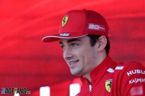 """Leclerc ready to be Vettel's """"number two"""" when asked"""