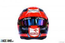 Robert Kubica helmet, 2019