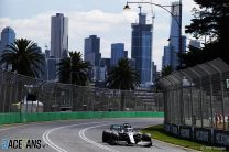 Hamilton leads the Ferraris by less than a tenth in first practice