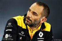Renault requested three MGU-Ks per season in exchange for 22-race calendar