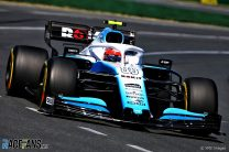 Kubica: Williams compromised by damage and parts shortage