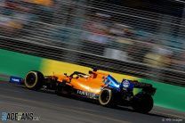 """McLaren are """"back in the mix"""", says Sainz"""