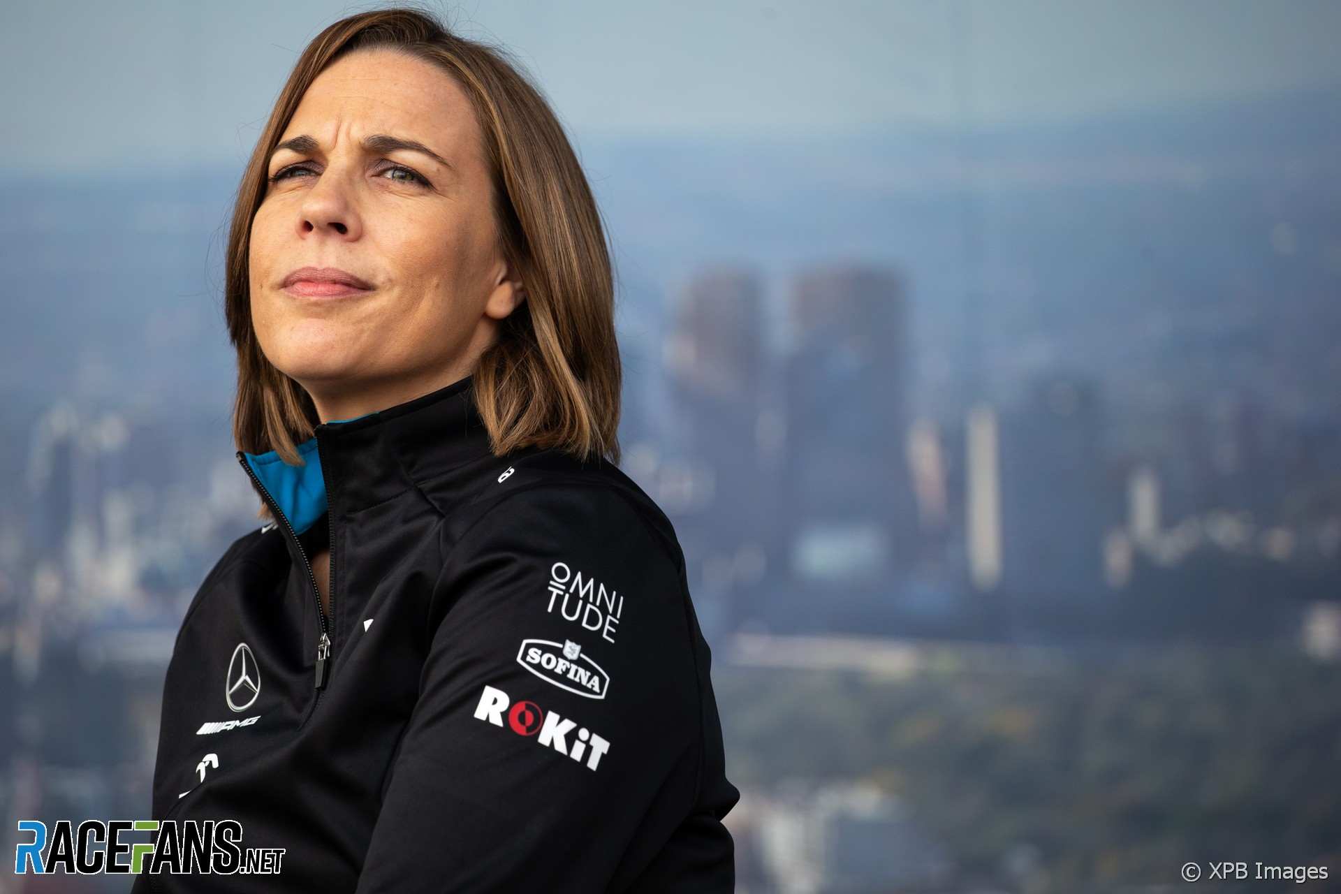 Claire Williams, Williams, Albert Park, 2019