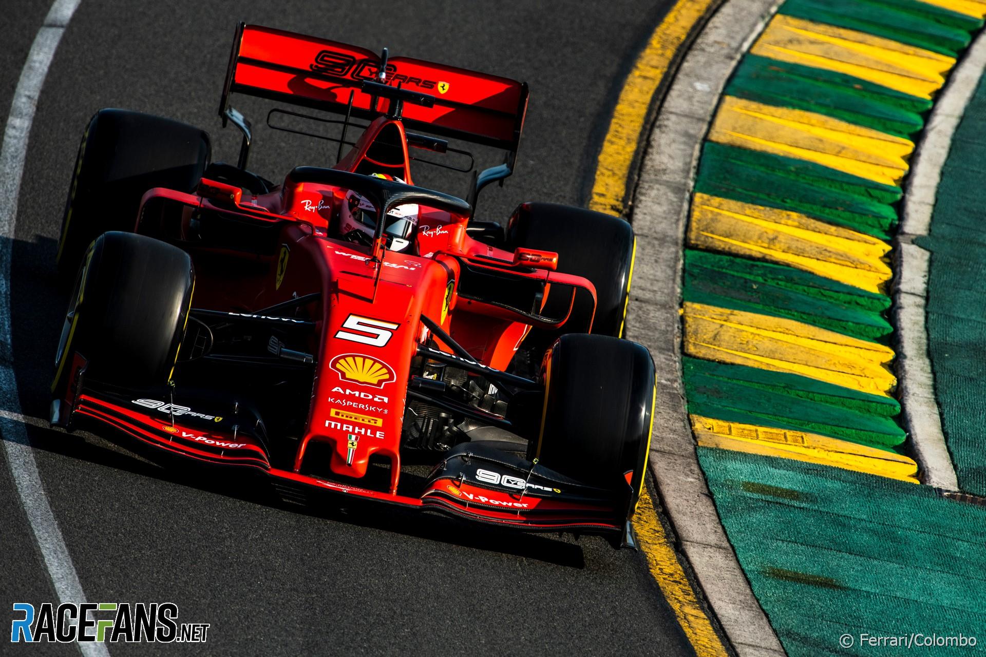 Ferrari To Remove Mission Winnow Logos Again Racefans