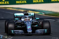 """Wolff not expecting championship """"home run"""" despite strong start"""