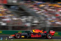 """Verstappen pleased to split Ferraris after """"perfect"""" qualifying"""