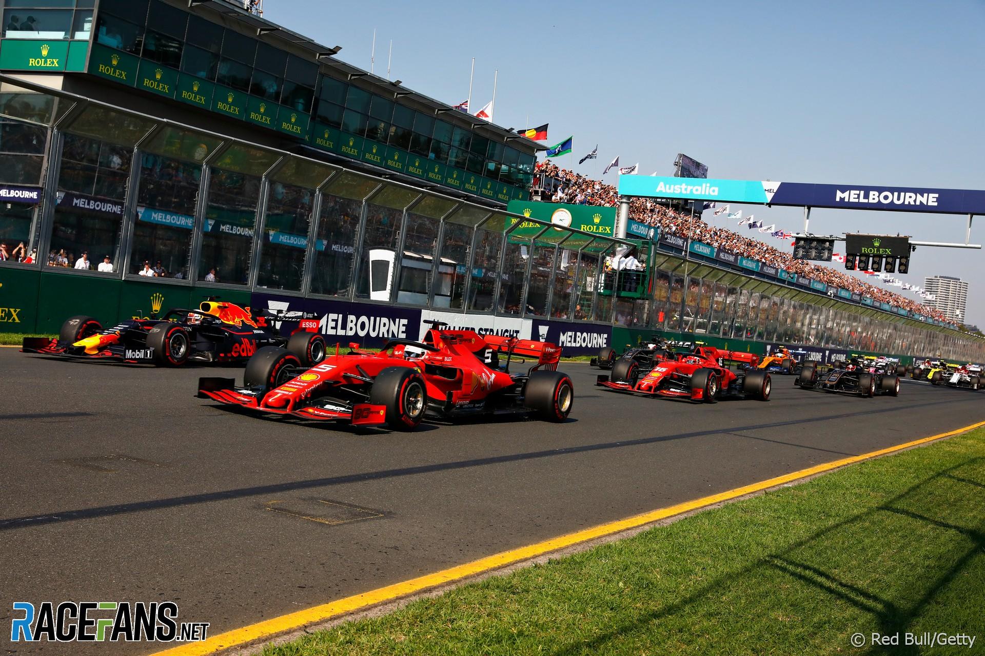 F1: 2020 F1 Calendar: Formula 1 Grand Prix Schedule Details