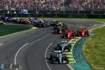 2019 Australian Grand Prix championship points