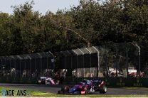 Alexander Albon, Toro Rosso, Albert Park, 2019
