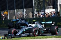 2019 Australian Grand Prix race result