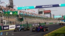 Track changes planned to improve racing in November's Australian GP