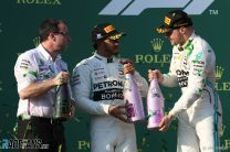Lewis Hamilton, Valtteri Bottas, Mercedes, Albert Park, 2019