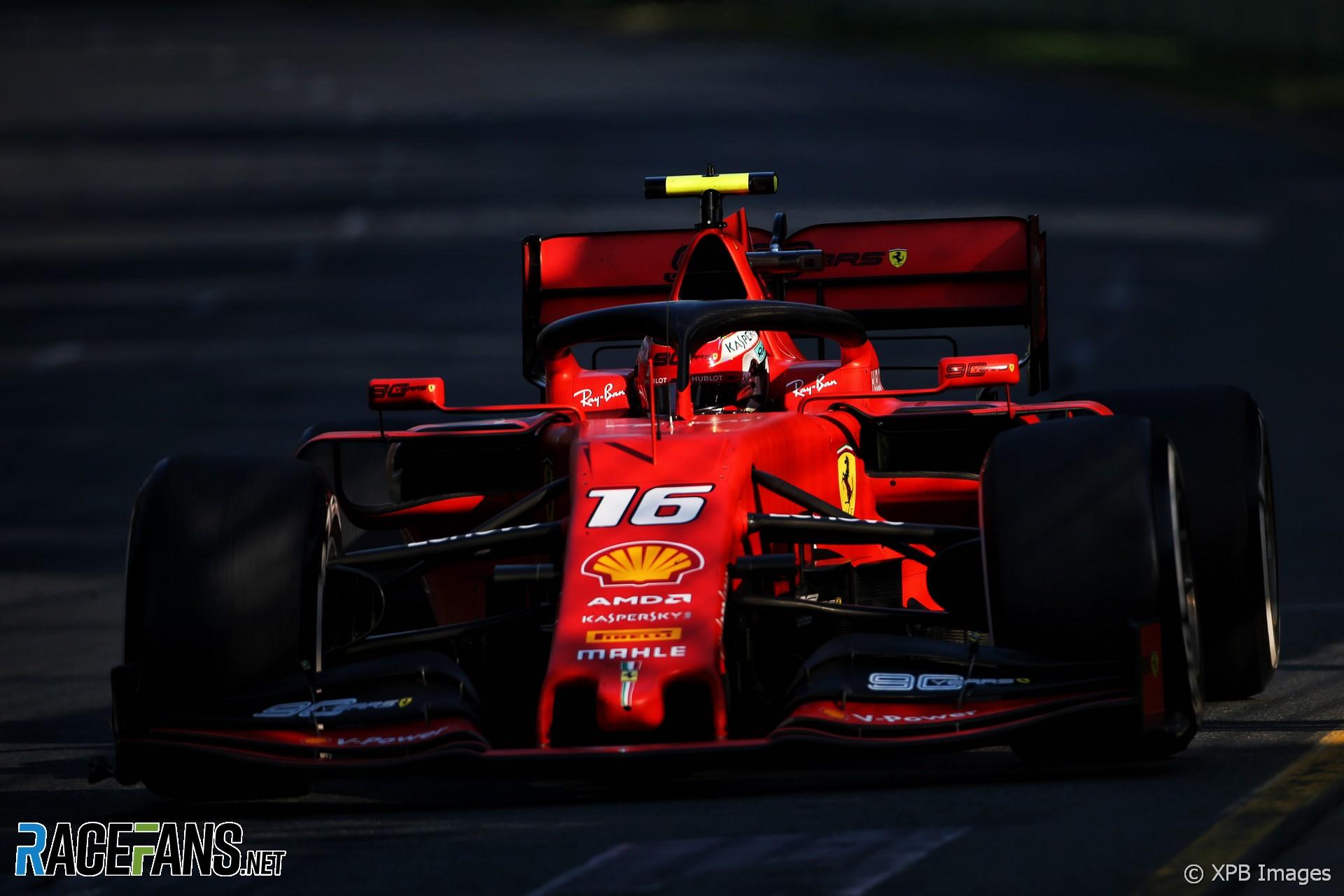 Ferrari Explains Why Leclerc Was Told Not To Pass Vettel Racefans