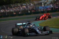 Hamilton and Vettel against Albert Park's plan for new surface
