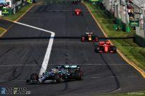 Lewis Hamilton, Mercedes, Albert Park, 2019