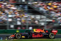 Max Verstappen, Red Bull, Albert Park, 2019