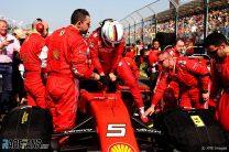 Sebastian Vettel, Ferrari, Albert Park, 2019