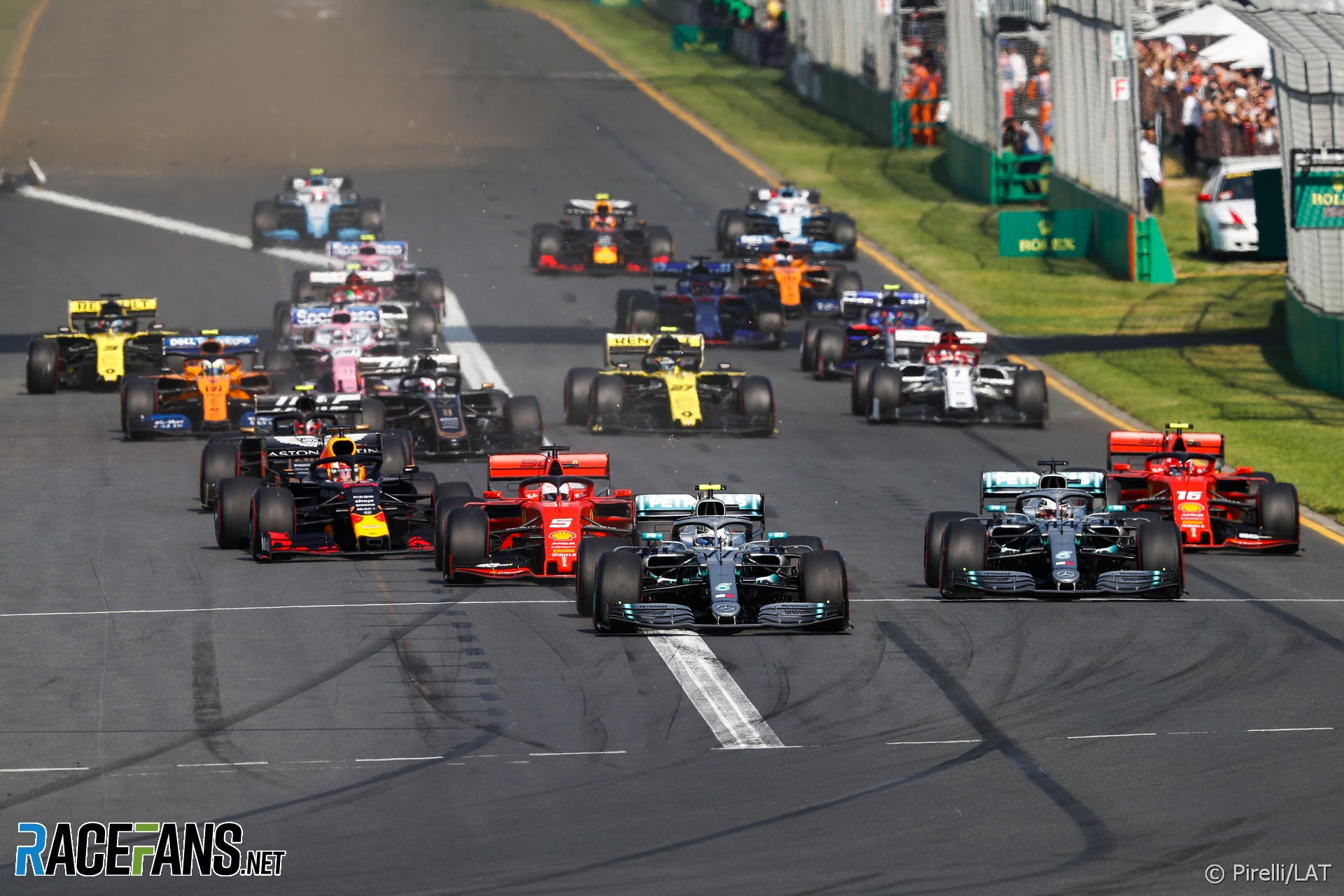 Revealed: What Liberty told teams about its plans for F1