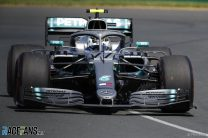 Mercedes explains why it didn't take risk of pitting Bottas