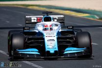 """Williams have to treat races like """"test sessions"""" – Russell"""