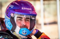Alonso to train on three continents for 2020 Dakar
