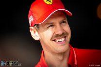 'It wasn't a strong team order': Vettel backs Ferrari's decision to hold Leclerc back