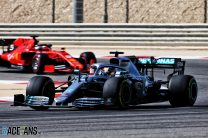 Mercedes and Ferrari expect a closer fight for pole