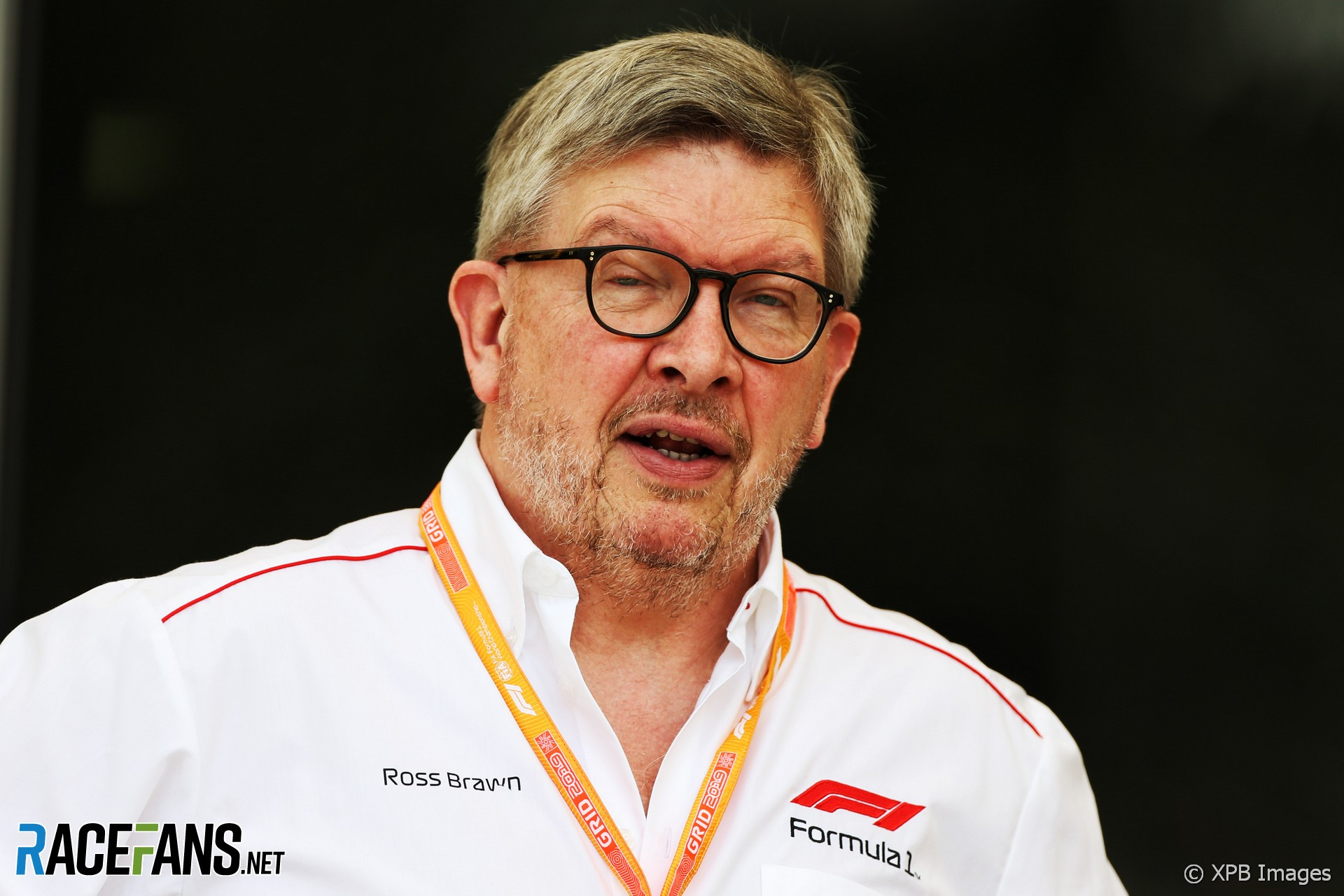 Ross Brawn, Bahrain International Circuit, 2019