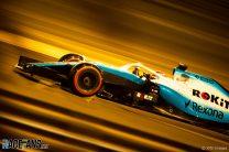 George Russell, Williams, Bahrain International Circuit, 2019