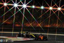 Alfa Romeo and McLaren make biggest gains in Bahrain