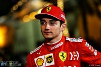 Will Leclerc turn his first pole into his first win?