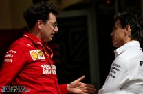 Ferrari and Mercedes agree to delay 2021 rules sign-off